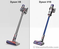 Dyson Models Comparison Chart Dyson Cyclone V10 Review And Model Comparison