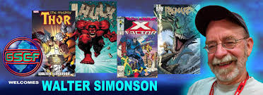 gscf is proud to welcome legendary artist and writer walter simonson to garden state comic fest july 8th in morristown nj