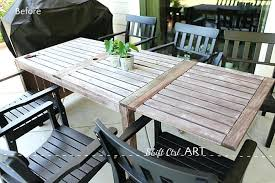 wooden outdoor furniture painted. Wooden Backyard Furniture Outdoor Painted Color 1 Wood Table Perth 5