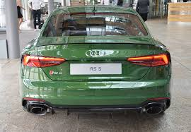 2018 audi parts. modren parts 2018 audi rs5 coupe in sonoma green spotted at forum ingolstadt intended audi parts