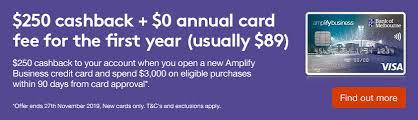 Business Credit Cards Bank Of Melbourne