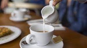 This unwieldy drink is very uncommon, and has a whopping 100 calories per ounce, making a standard latte with heavy cream have over 800 calories. Half And Half What You Should Know Before You Buy