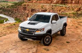 First Drive: 2017 Chevrolet Colorado ZR2 - TestDriven.TV