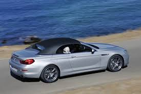 New BMW 6-Series Convertible Photos and Info - AutoTribute