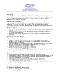 Gallery Of Cover Letter Objective Examples Best Letter Sample Job