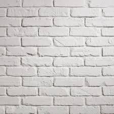 Image Brick Veneer Hw0100 Trikbrik White Loft Brick Interior Designer Wall Panels Vidaspace Designer Walls And Floors Vidaspace Hw0100 Trikbrik White Loft