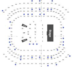 Miranda Lambert Seating Chart Cma Music Festival Tim Mcgraw Luke Combs Dierks Bentley