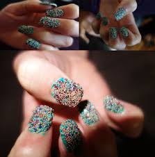 New Trends In Nail Art Best Nail 2017. Wire Nails The New Manicure ...