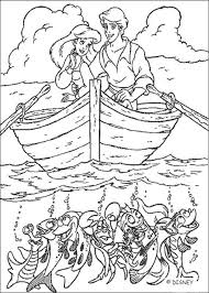 Small Picture Ariel and prince eric coloring pages Hellokidscom