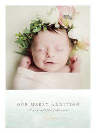 Christmas Card Birth Announcements Barca Fontanacountryinn Com