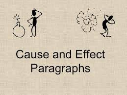 cause effect essays purpose of this rhetorical pattern to cause and effect paragraphs what is the purpose to discuss the reasons why something