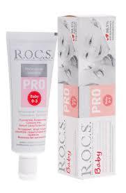 R.O.C.S. Детская <b>зубная паста</b> Минеральная защита и нежный ...