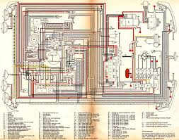 wiring diagrams org vw 411 after 1970