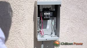 part 9 ac disconnect and breaker box