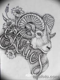 тату овен для девушек эскизы 08032019 003 Tattoo Sketches
