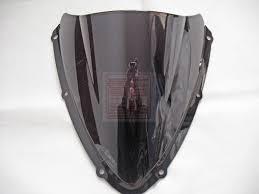New <b>motorcycle</b>/<b>motorbike Windshield</b>/<b>Windscreen Black</b> For Suzuki ...