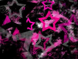 checker hot pink stars face timeline cover backgrounds pimp