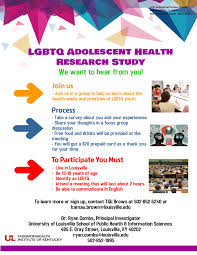 focus group flyers participate in research for lgbtq youth community research louisville