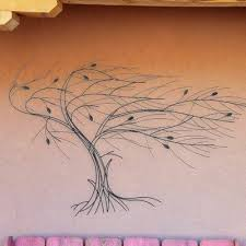 30 h x 30 w, finish: Latitude Run Windy Tree Of Life Wall Decor In 2021 Tree Wall Decor Tree Wall Wall Art Tutorial