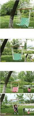 Indoor Patio canvas hammock hanging chair outdoor rock chair indoor patio swing 5122 by xevi.us