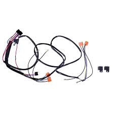 redline lumtronix eh 002 mustang headlight upgrade harness 69 2000 mustang headlight wiring diagram at Mustang Headlights Harness