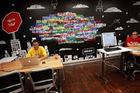 google office decor. Google Tech Stop Creative Office Wall Decor Dream House