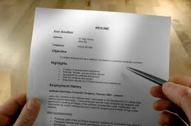Resume Paper Gorgeous Resume Writing Examples