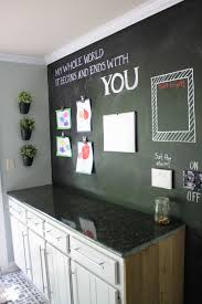 Kitchen Chalkboard Wall Easiest Diy Chalkboard Lettering Tutorial Ever Designer Trapped