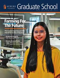 Auburn University Graduate School Magazine         by Auburn University Graduate School   issuu Issuu