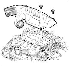 2009 Buick Enclave Engine Diagram