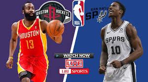 NBA Live: Spurs vs Rockets NBA Streams Reddit 16 Oct 2019 - LMI ...