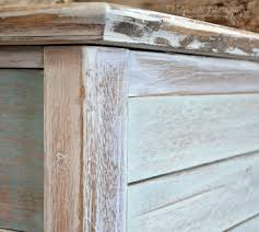 Paint Wash On Wood How To Create A Whitewash Finish Helen Nichole Designs