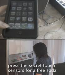 Vending Machine Hack With Cell Phone Stunning World's First IPhoneControlled Vending Machine TechEBlog