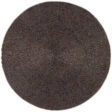 "<b>Подстановочная салфетка</b> ""бисерный <b>плейсмат</b>"" диаметр=35 cm ..."