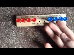 Wooden Peg Board Game Insanity wood game solution YouTube 56