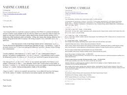 Beautiful Sample Brief Cover Letter For Resume With Additional