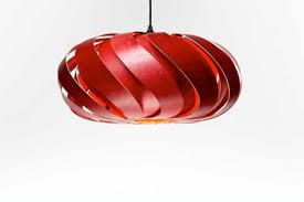 handmade wooden light pendant nature eco sustainable