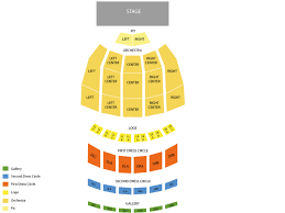 Seating Chart At Fox Theater Atlanta Concerts Simplyitickets