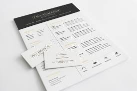 resume business card resume