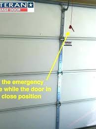 garage door doesn t close all the way garage door t open my garage door won