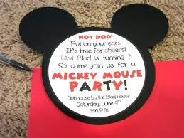 Minnie Mouse Blank Invitation Template Mickey Mouse Invitations 1st Birthday Free Invitation Template