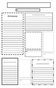 Newspaper Book Report Template Newspaper Book Report Template