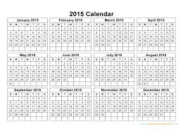 Fillable Calendars 2015 Editable 2015 Calendar Under Fontanacountryinn Com