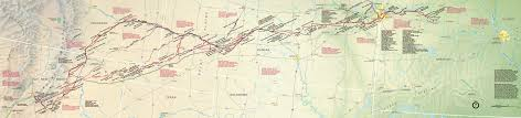 National Trails Maps Npmaps Com Just Free Maps Period