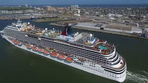 carnival breeze departs galveston 8 7 2016