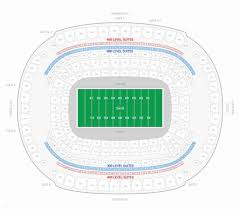 11 Inspirational Us Bank Stadium Seating Chart With Rows And