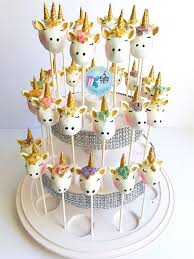 Unicorn Cake Pops Yelp