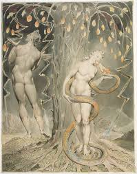 comparing godly and satanic happiness in john milton s paradise the temptation and fall of eve by william blake 1808