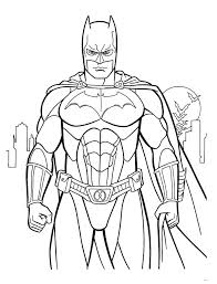 Small Picture Luxury Ideas Batman Coloring Pages Printable Batman Coloring Pages