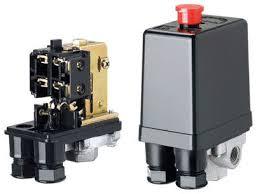 wiring a compressor pressure switch inside an air compressor pressure switch